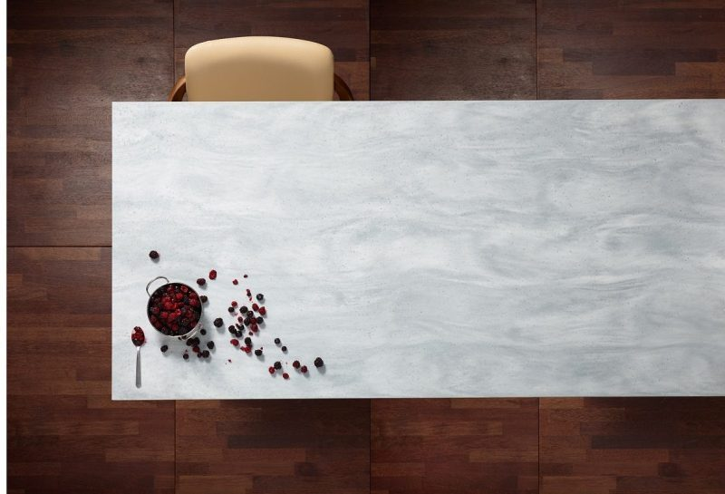 laminex solid surface furniture in sedimentary