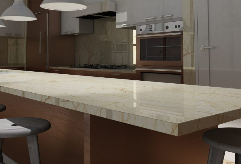 Neutral benchtop